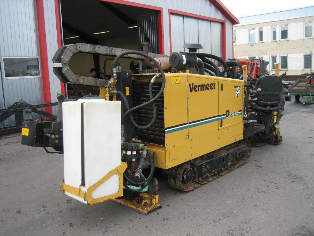 vermeer D18х22 б/у 2004