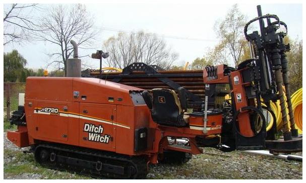Ditch Witch JT2720 Mach1